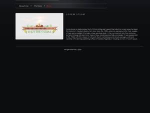 A Website Theme