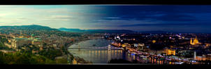 Day to the night II by DS1985