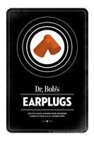 Earplugs by Obtenebratio