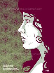 Purple n green by Obtenebratio