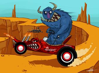 The Wilderbeast by Obtenebratio
