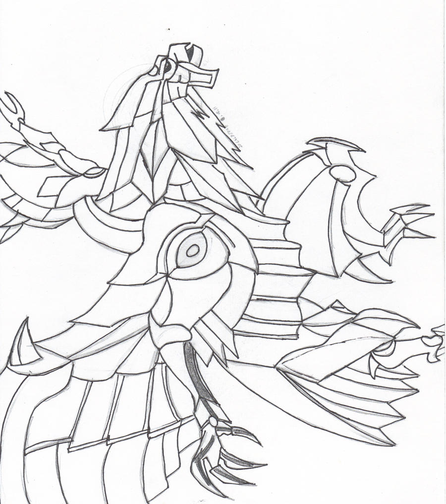 The Winged Dragon Of Ra By GAGAISMYSOUL On DeviantART