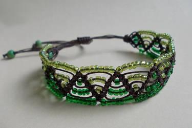 Bracelet from Earth Kingdom by mdlymee