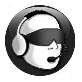 Circle Ventrilo Icon