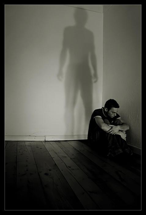 shadow by AntekPyra