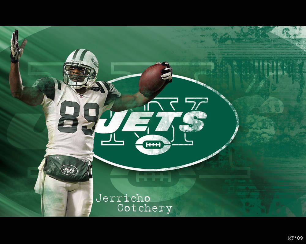 Jc New York Jets Wallpaper By Imyourvillian On Deviantart