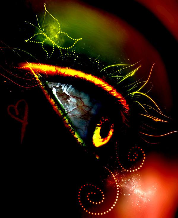 Masked Deception by i0n-unltd