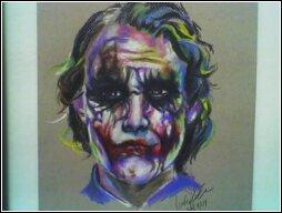 The Joker by Kentcharm
