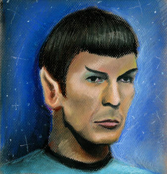 Mr. Spock by Kentcharm