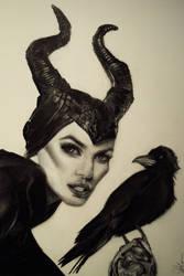 Maleficent by Kentcharm