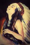 Lana Del Rey by Kentcharm