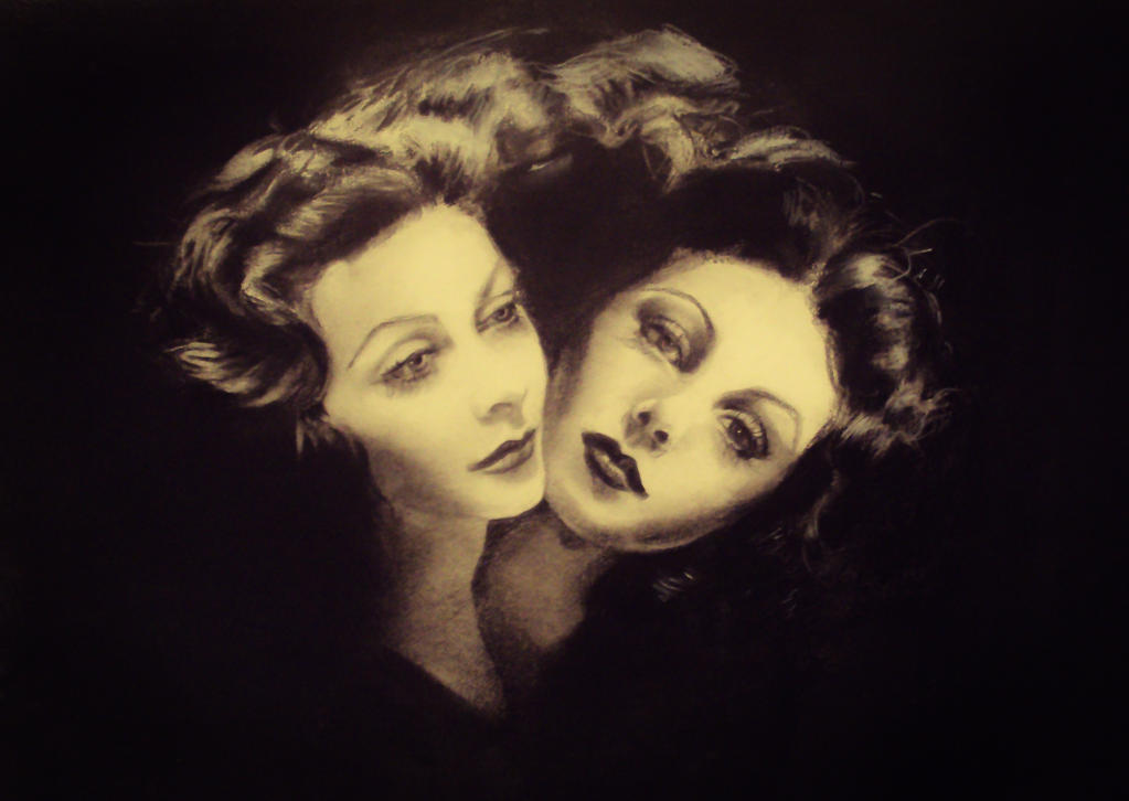 Vivian Leigh by Kentcharm