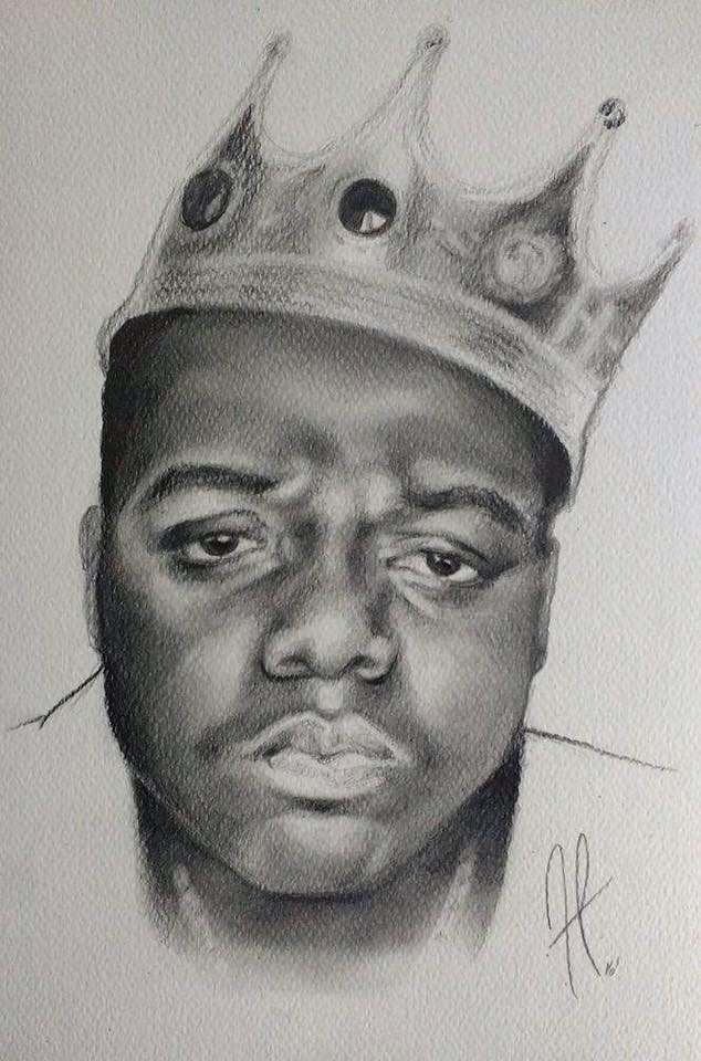 Biggie Smalls by Kentcharm on DeviantArt