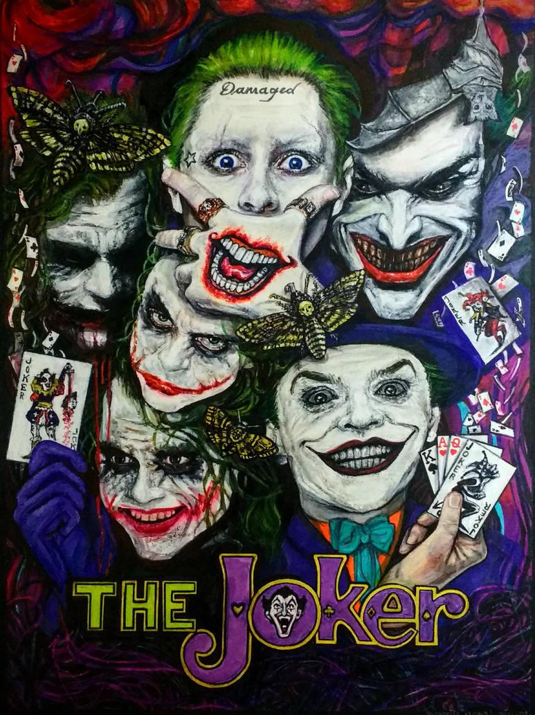 Deaths Head, The Joker