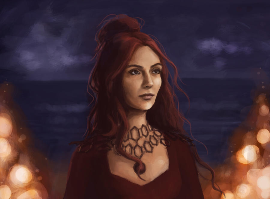 Melisandre by ImperfectSoul