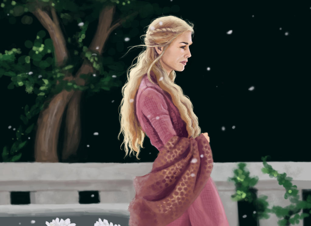 Cersei Lannister by ImperfectSoul