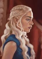 Daenerys by ImperfectSoul