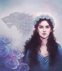 Lyanna Stark by ImperfectSoul