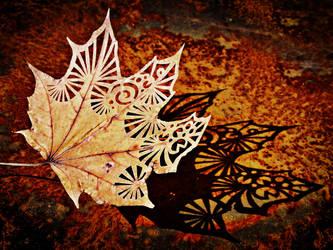 Leaf by anniecarter