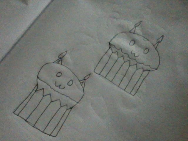 Kitty Cupcakes by doommood15