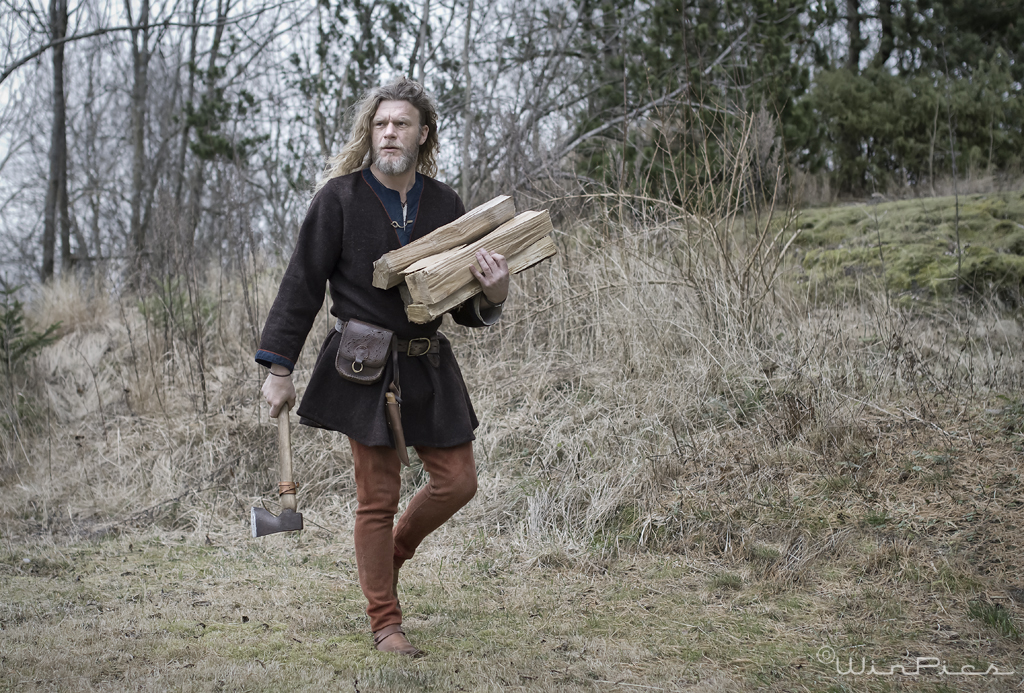 Viking life by WinPics on DeviantArt