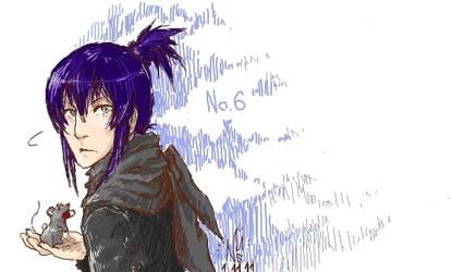 No.6 Nezumi by Shiro-Naruto