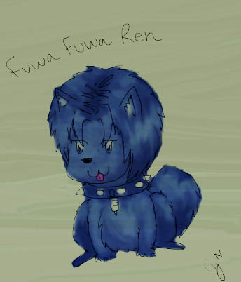 Fuwa Fuwa Ren Ren by CearyAuryn