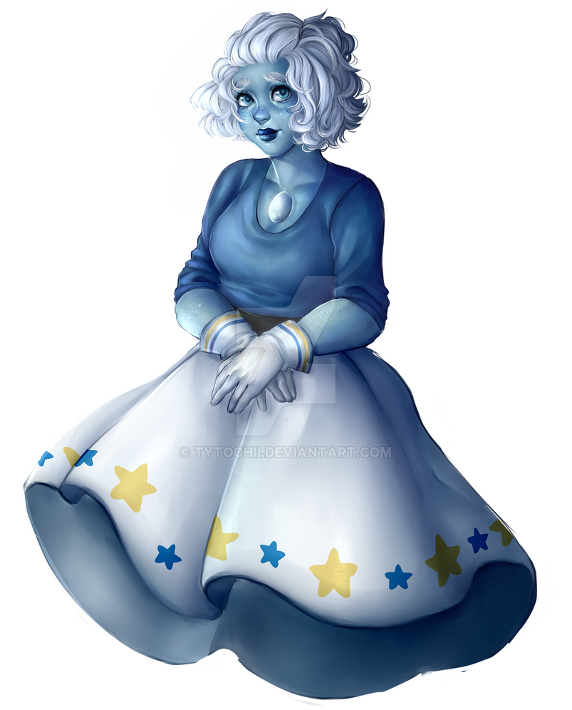 [[ Request ]] Blue Topaz by Tytochii