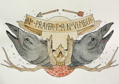 No Prayers for November