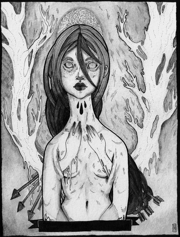 ghost by DarlingDeerest