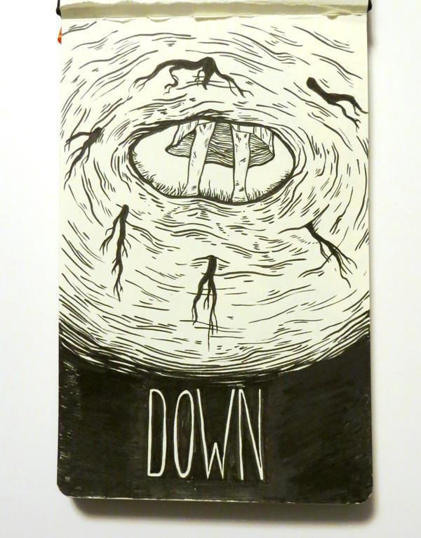 Down by DarlingDeerest