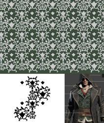 Jacob Frye AC Syndicate Waistcoat pattern