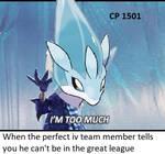 Low quality Pokemon Go league meme by HitorazeKaiju