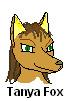 Tanya Fox pixelart by warp2002