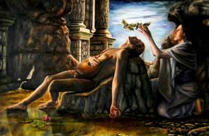 Posthumous glory by RICARDO-GIRALDEZ
