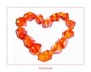 crystal heart by poppyflower