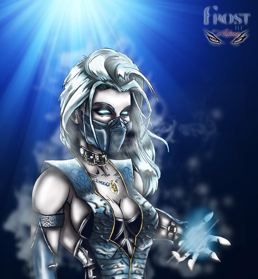 Frost From Mortal Kombat By Zupano On DeviantArt