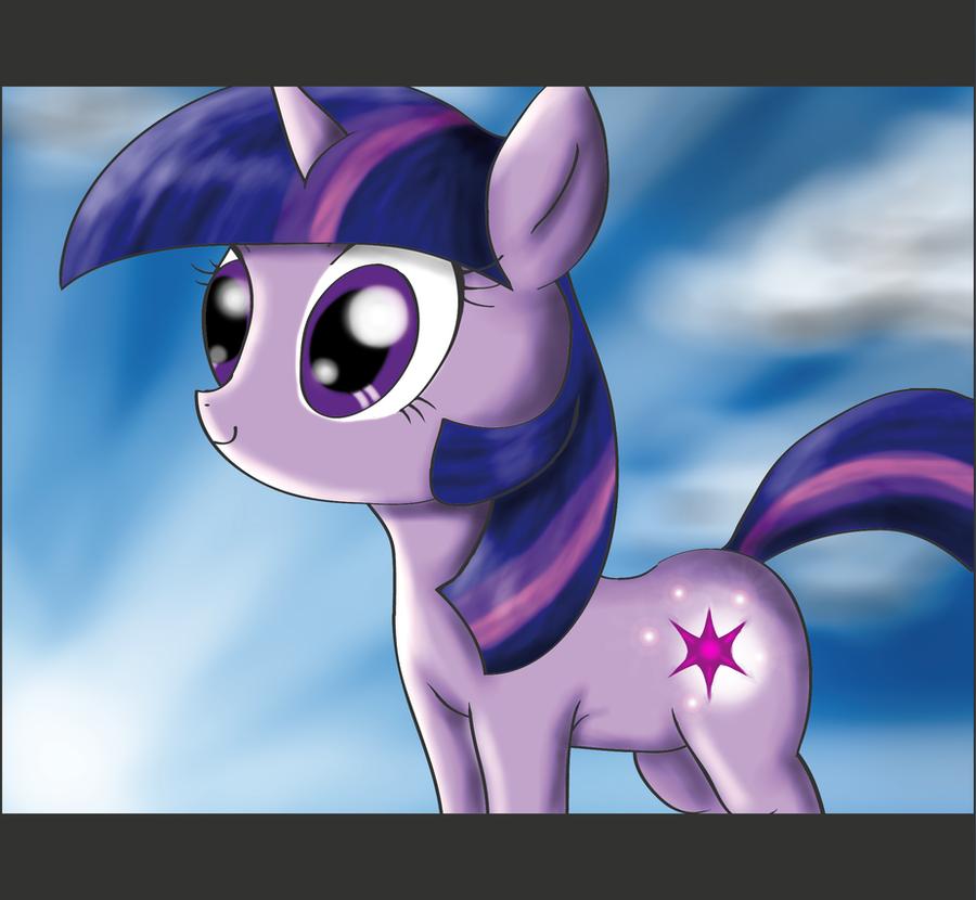 .:Twilight Sparkle:. by The-Butcher-X
