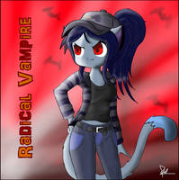 .:Radical Vampire:. by The-Butcher-X