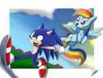 .:Sonic Rainbow Boom:.