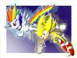 .:Super Sonic Rainbow Boom:.
