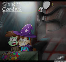 .:Slender Candies:. by The-Butcher-X