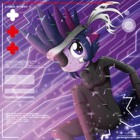 .:CYBER STORM T:. by The-Butcher-X