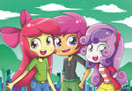 .:Human Fillies:. by The-Butcher-X