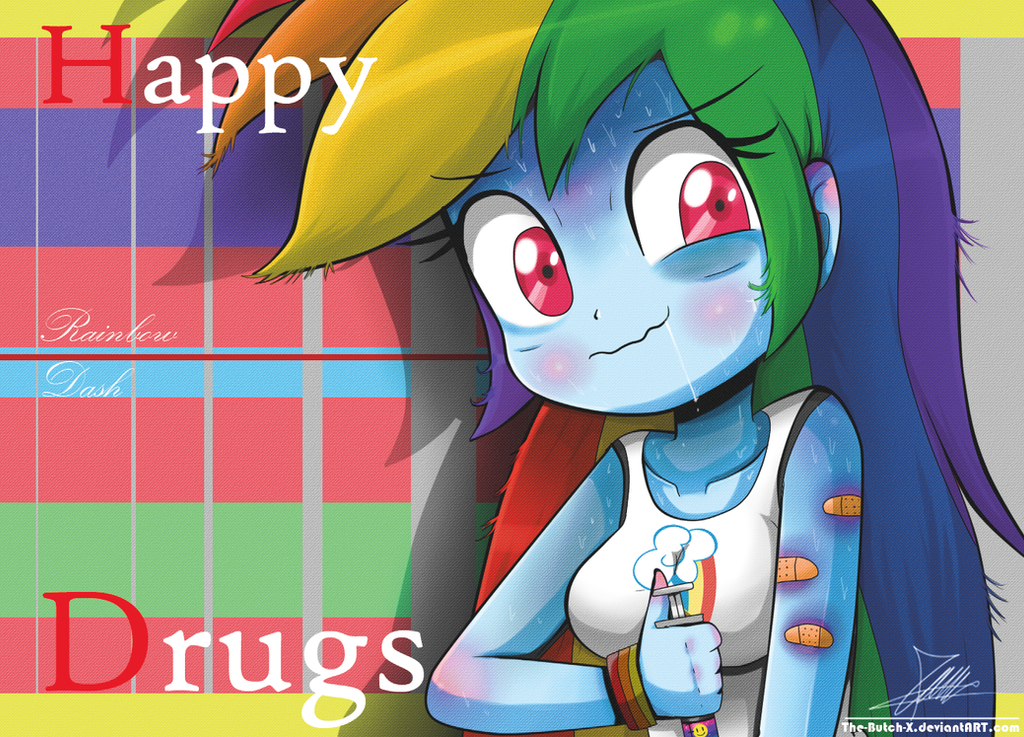 .:Happy Drugs:. by The-Butch-X