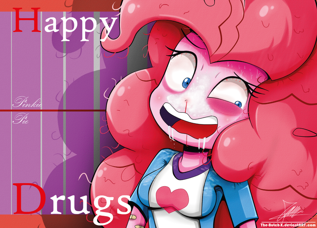 .:Happy Drugs again:. by The-Butcher-X