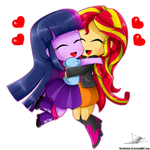 .:Chibi Hug:.