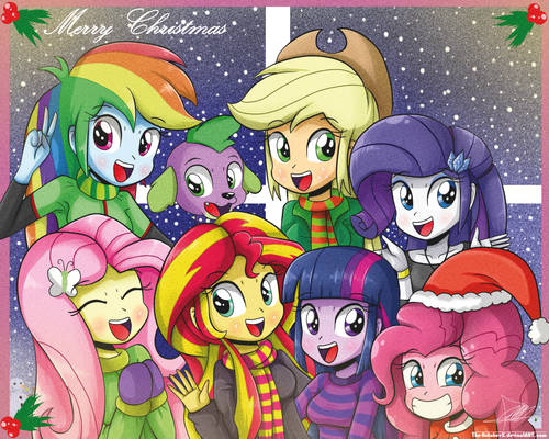 .:Merry Christmas to All:.