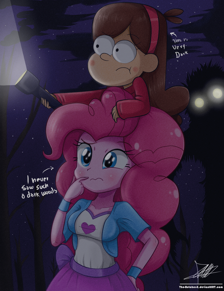 .:Dismal Woods:. by The-Butcher-X