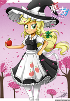 .:Sakura Apple-Kirisame:.